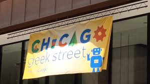 GEEK STREET FAIR COMES TO CHICAGO!